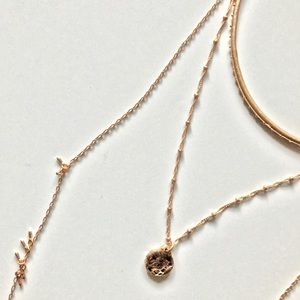 Madewell Layered Necklace